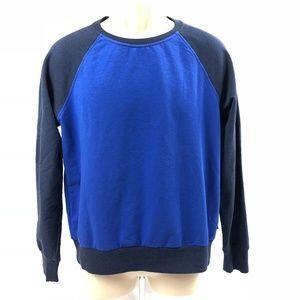 VTG Patagonia Blue Crewneck Pullover Sweatshirt
